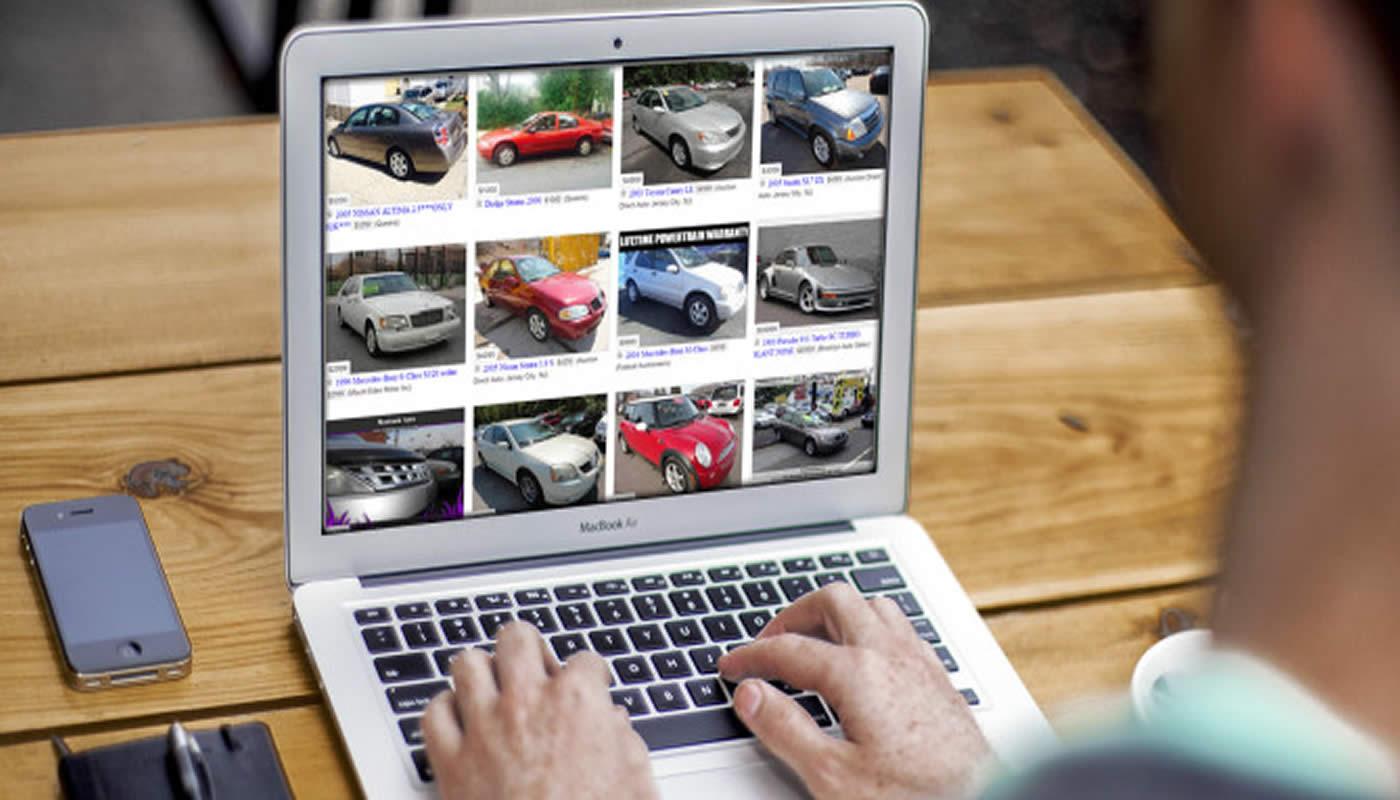 Compra autos online